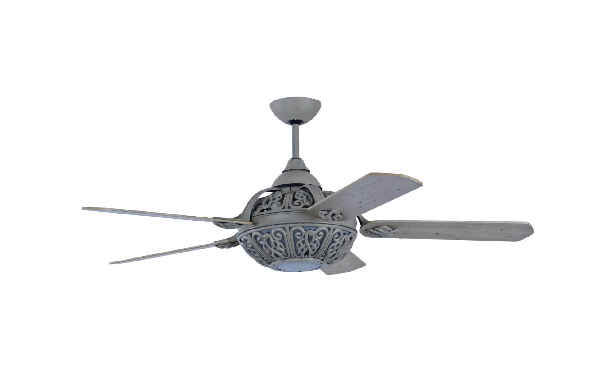 Design Ceiling Fan Santa Pepeo Washed Grey Without Control Home Commercial Heaters Ventilation Ceiling Fans Uk