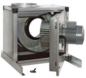 Centrifugal kitchen fan box CasaFan GKB 400V up to 4050 m³/h IP54