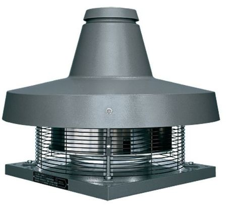 TRT 400 V Roof fan Horizontal discharge up to 18000m³/h IP55