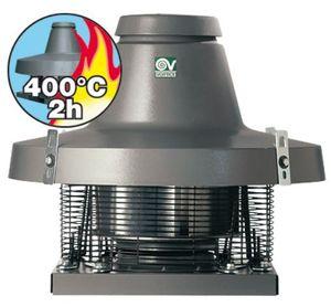 Dachventilator ED Brandgasventilator TRM 230 V horizontal ausblasend bis 5800 m³/h IP55