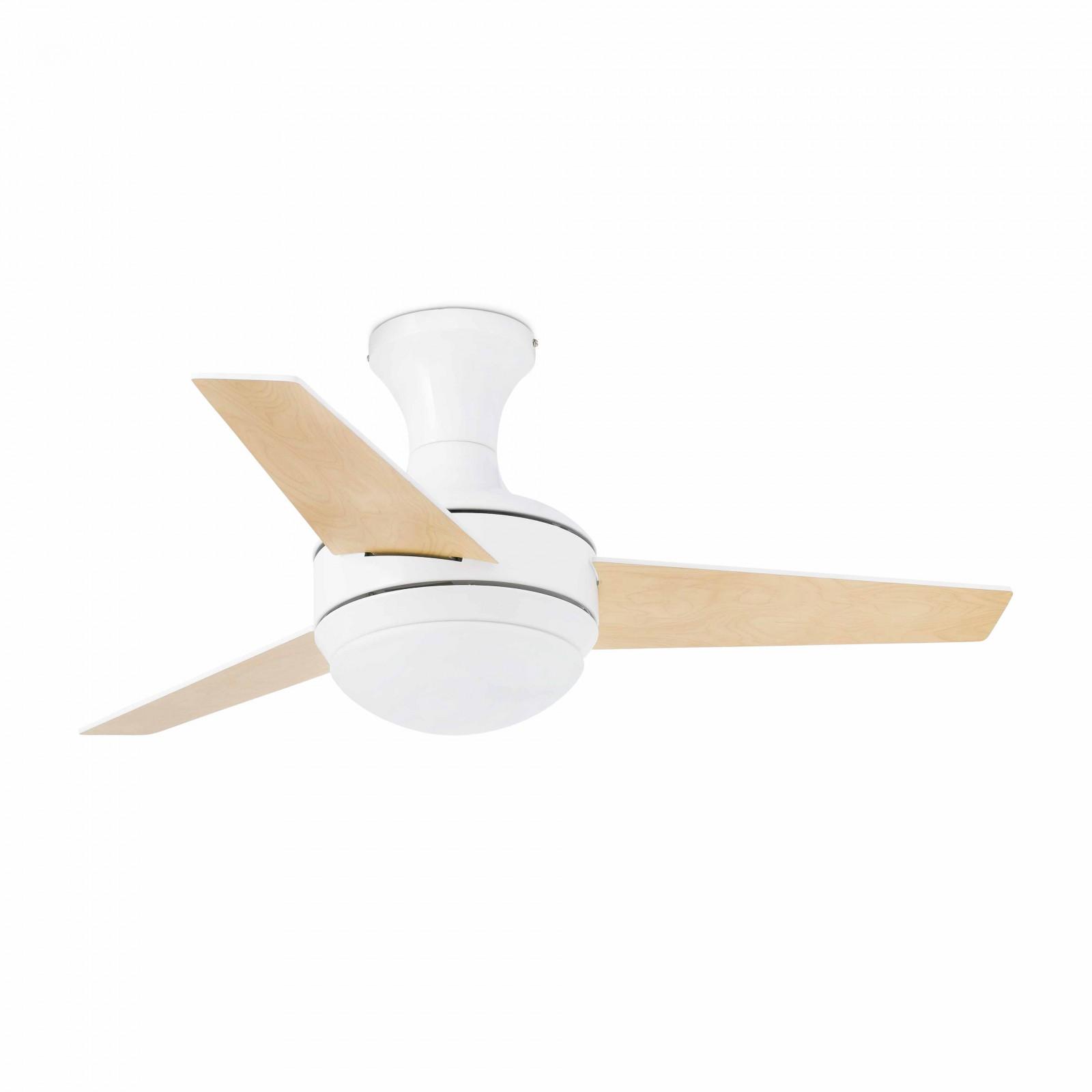Deckenventilator--Mini--Ufo--Weiss--inklusiv_1 Elegantes Deckenventilator Mit Fernbedienung Und Beleuchtung Dekorationen