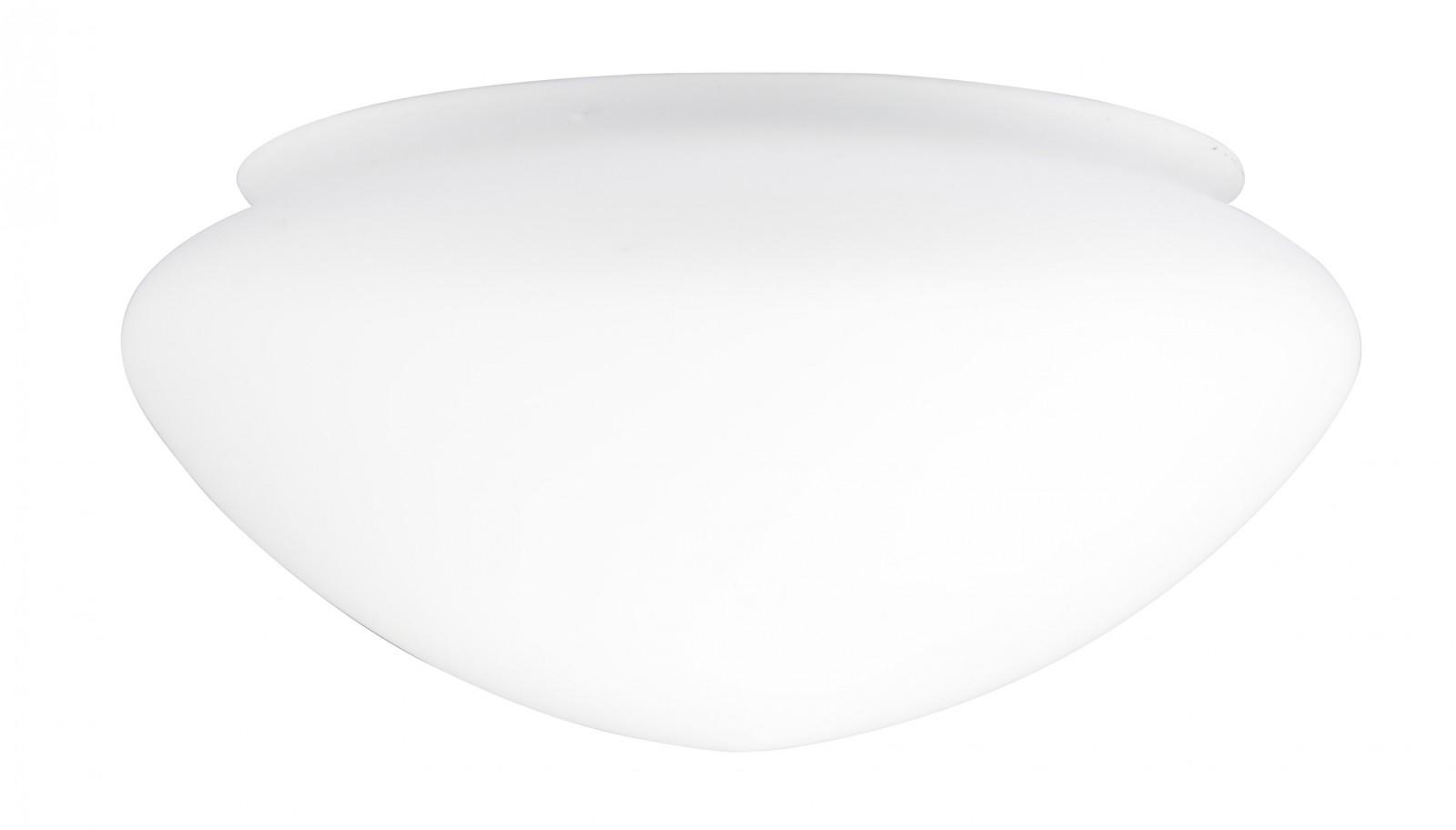 Globe de rechange pour turbo swirl turbo ii et palao ventilateurs de plafond pour particulier - Globe pour ventilateur de plafond ...