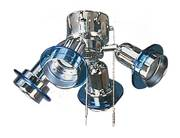 DeKo ceiling fan add-on light kit N 410 - N 417