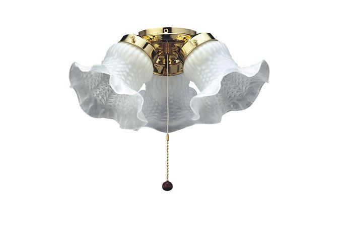 Fantasia Ceiling Fan Light Kit Tulip