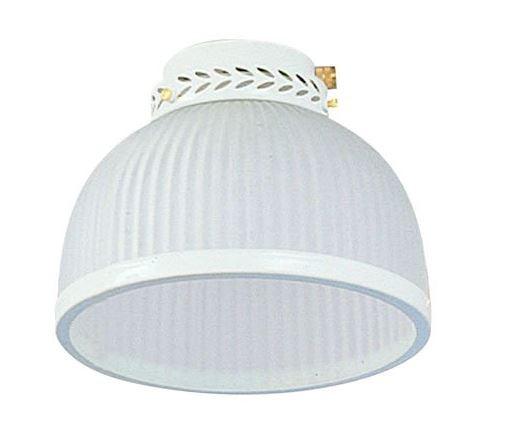 Deckenventilator Anbauleuchte Dome Light Kit