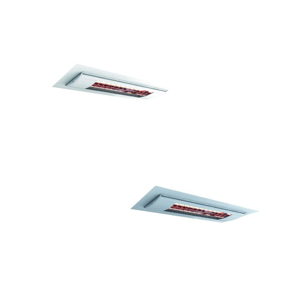 Ceiling Mounted Infrared Heater 1400 Watt Eco Ip24 Without Switch