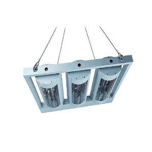 Infrarot Heizstrahler 6000 Watt ECO mit Deckenhalterung – Bild 1