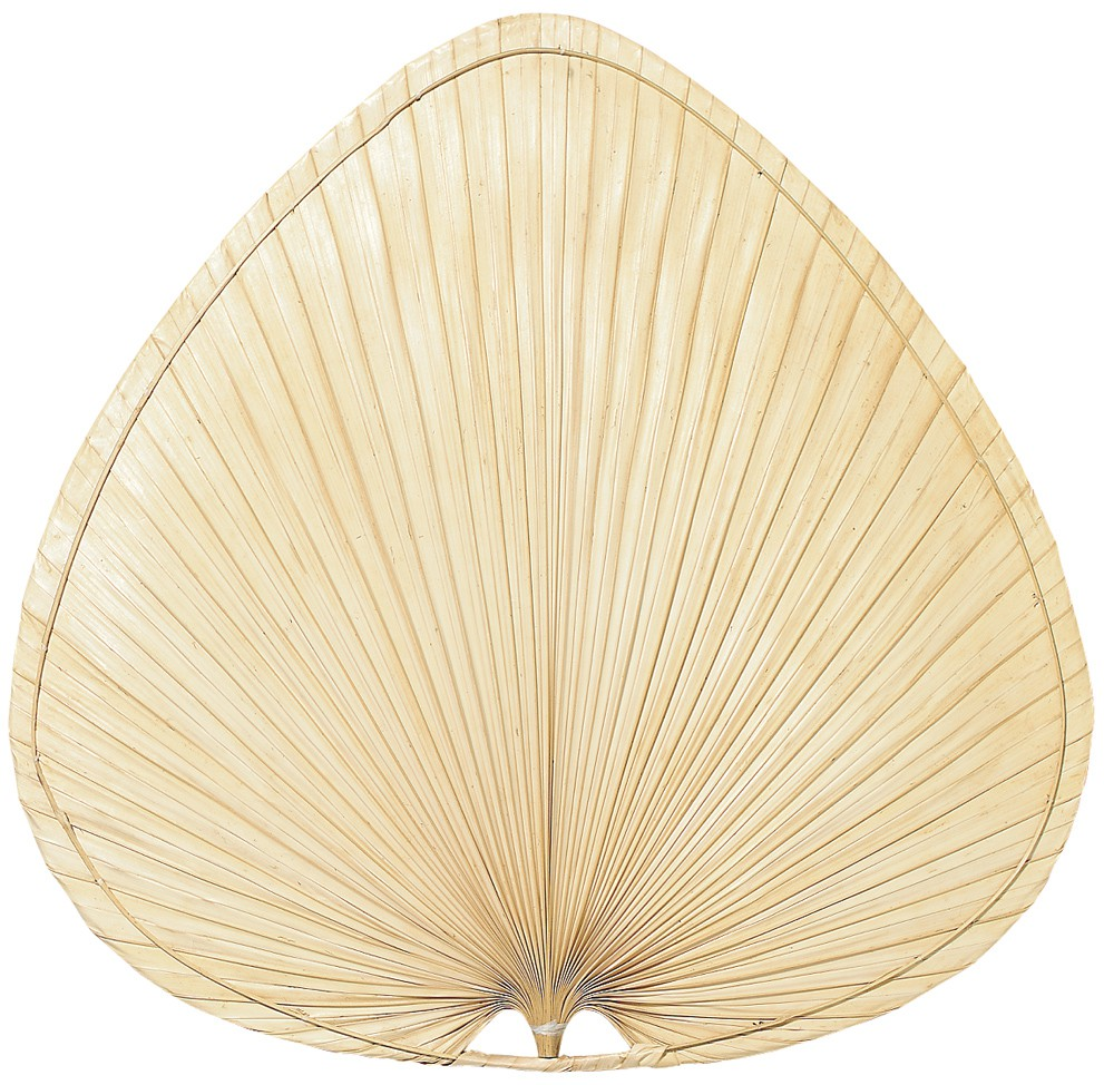 Blades Palm / Bamboo for ceiling or wall mount fan THE PUNKAH ...