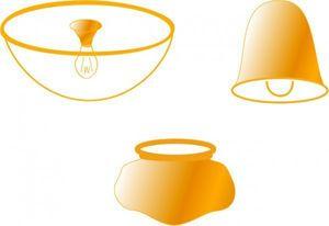 Faro Ersatzglas für Deckenventilator Capri 33293