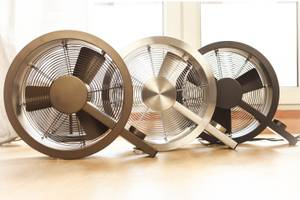 Stadler Form Q fan in various colours 40 m² / 100 m³ room size