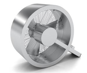 Stadler Form Q fan in various colours 40 m² / 100 m³ room size – Bild 5