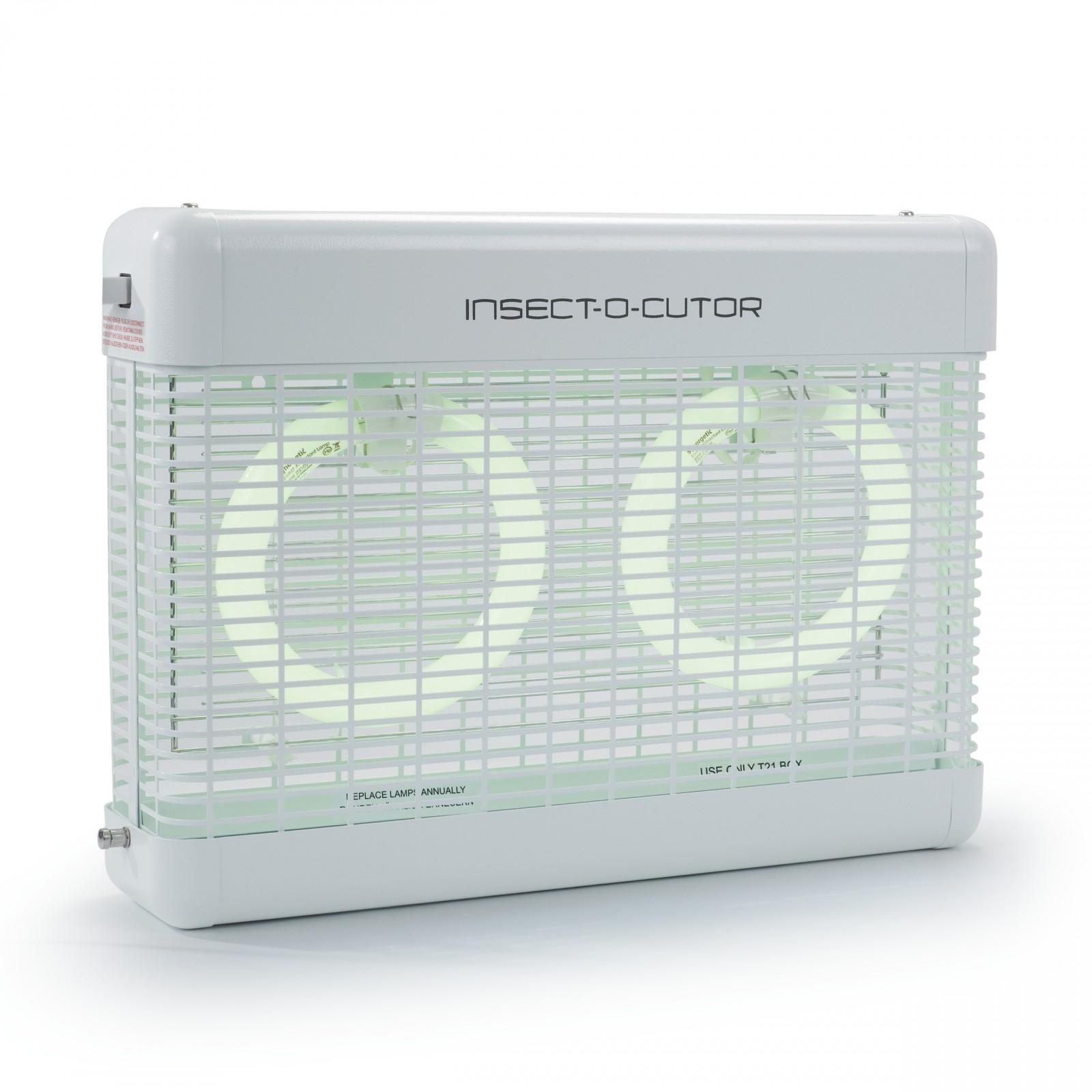 Elekrtische Insektenvernichter mit Gitter