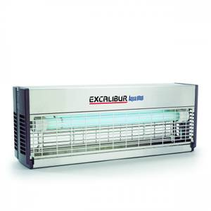 Insect trap Excalibur Aqua Stainless Steel for commercial coverage up to 240 m² IPX4