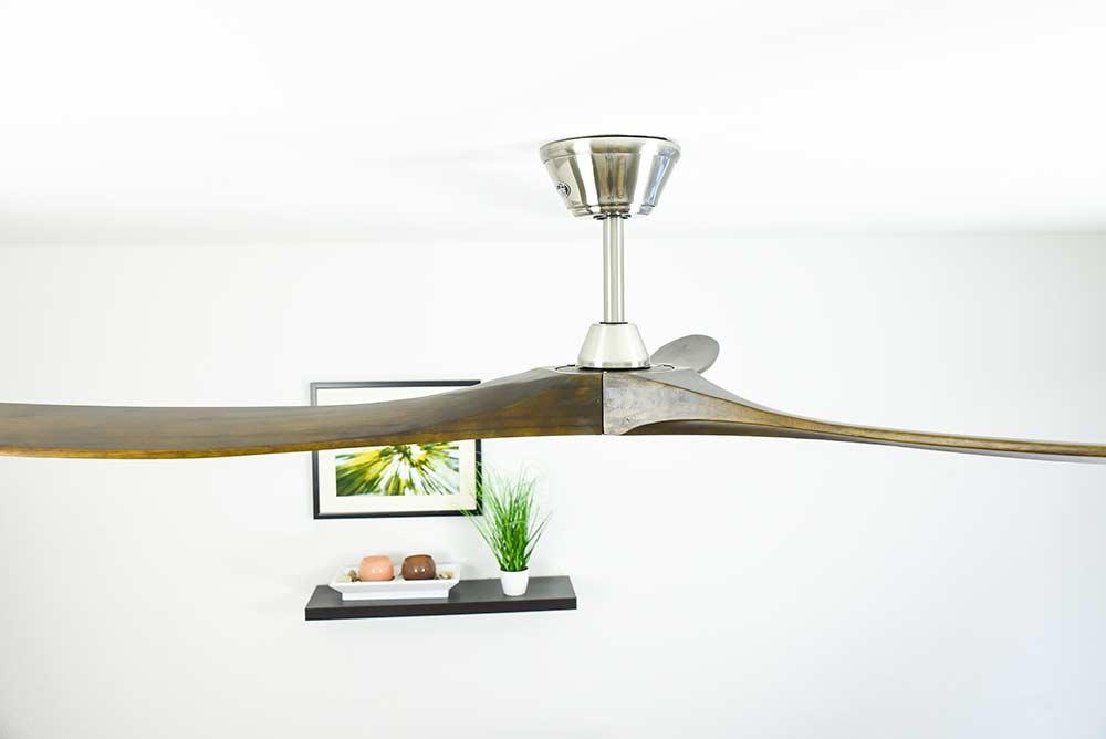 energiespar deckenventilator eco genuino nb chrom geb rstet deckenventilator deckenventilatoren. Black Bedroom Furniture Sets. Home Design Ideas