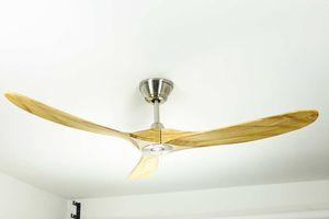 Energiespar Deckenventilator Eco Genuino NT Chrom gebürstet   – Bild 2