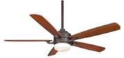 Deckenventilator The BENITO Oil rubbed bronze mit Licht 001