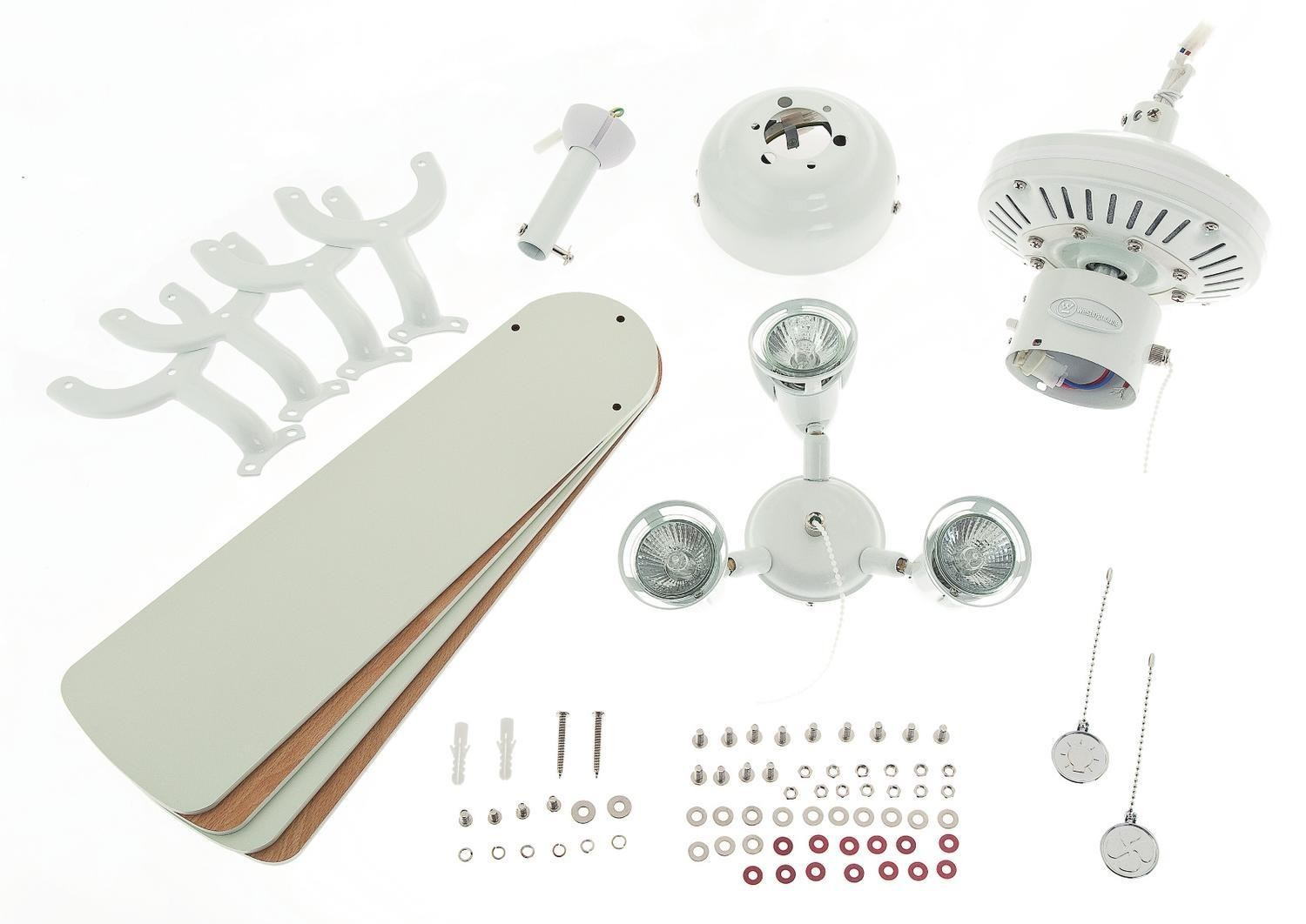Spare parts for westinghouse ceiling fan 72425 princess euro white spare parts for westinghouse ceiling fan 72425 princess euro white description accessories aloadofball Choice Image