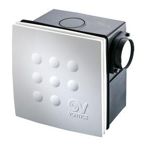 Kleinraumventilator / Schachtventilator Quadro Super EP AC 285 m³/h in verschiedenen Ausführungen UP