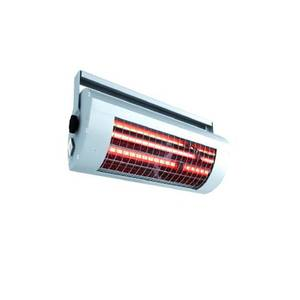Infrarotstrahler 2000 Watt Low Glare IP24 ohne Schalter – Bild 3