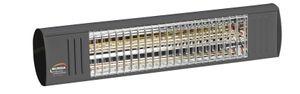 Infrarot Heizstrahler Burda TERM2000 COLOR S Ultra Low Glare 1500 Watt Wärmeleistung IP44 verschiedene Farben – Bild 2