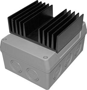 Burda Infrarot Heizstrahler Remote Softstart Dimmer Funk-Empfänger 4000 W – Bild 1