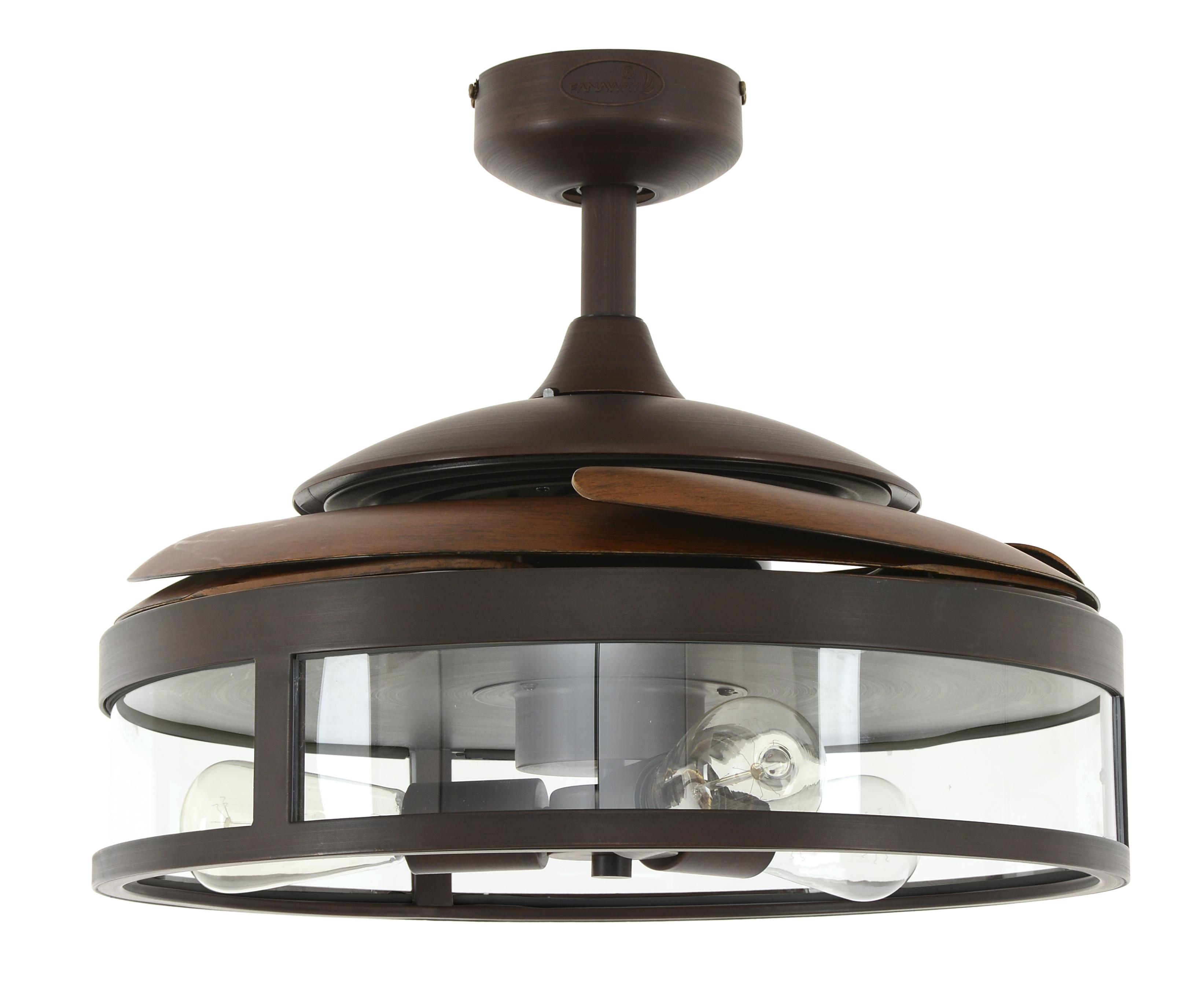 deckenventilator fanaway classic oil brushed bronze deckenventilator deckenventilatoren mit. Black Bedroom Furniture Sets. Home Design Ideas