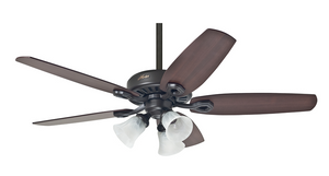 Deckenventilator Hunter Builder Plus 132 cm Bronze – Bild 1