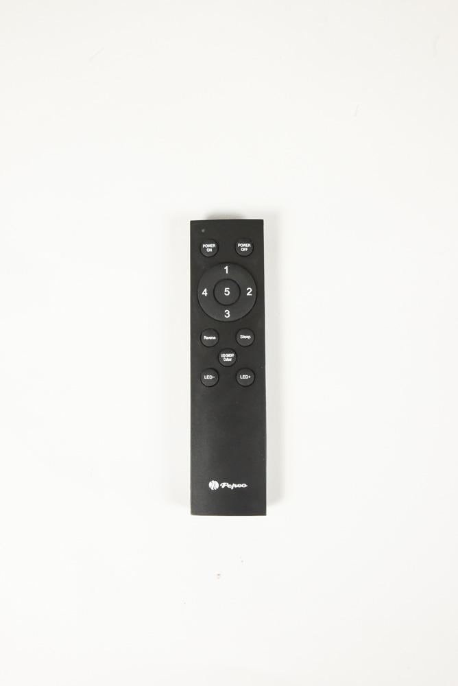 energiespar deckenventilator bayu mit led 122 cm. Black Bedroom Furniture Sets. Home Design Ideas