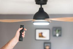 Energiespar Deckenventilator Bayu mit LED 122 cm – Bild 3
