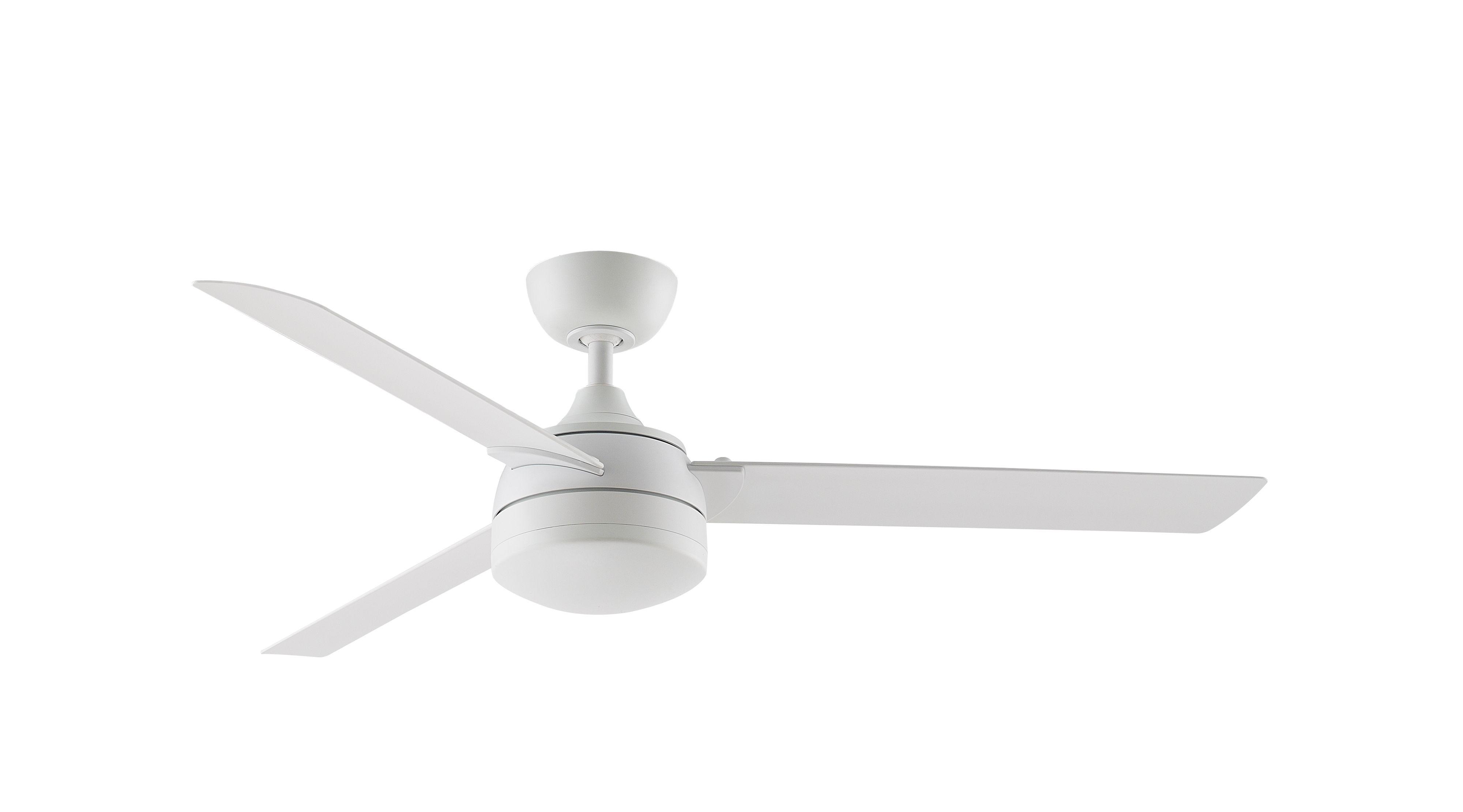 fanimation ventilateur de plafond outdoor xeno 142 cm blanc ventilateurs de plafond pour. Black Bedroom Furniture Sets. Home Design Ideas