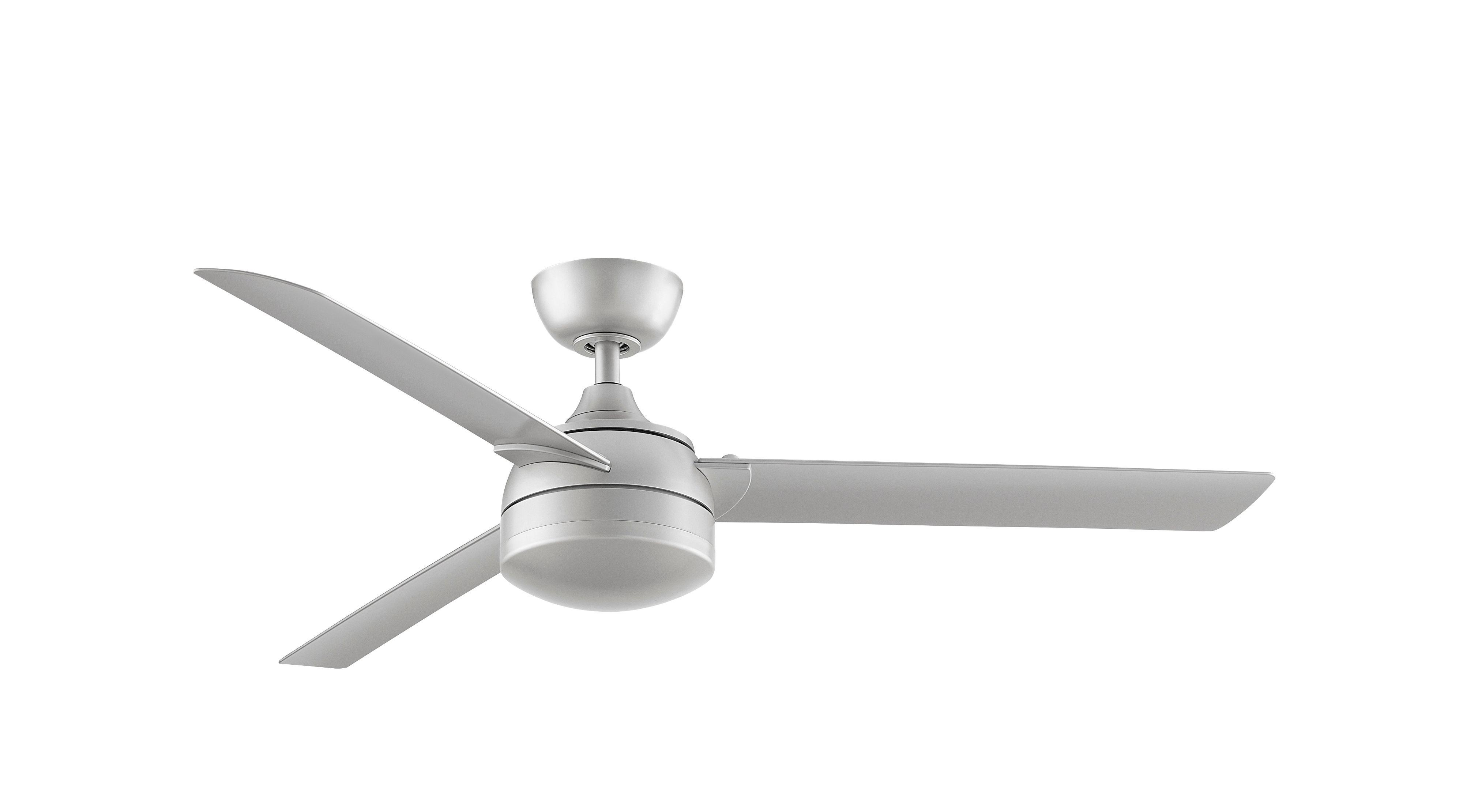 Outdoor Ceiling Fan Xeno Wet 142cm 56 Quot Chrome Ceiling