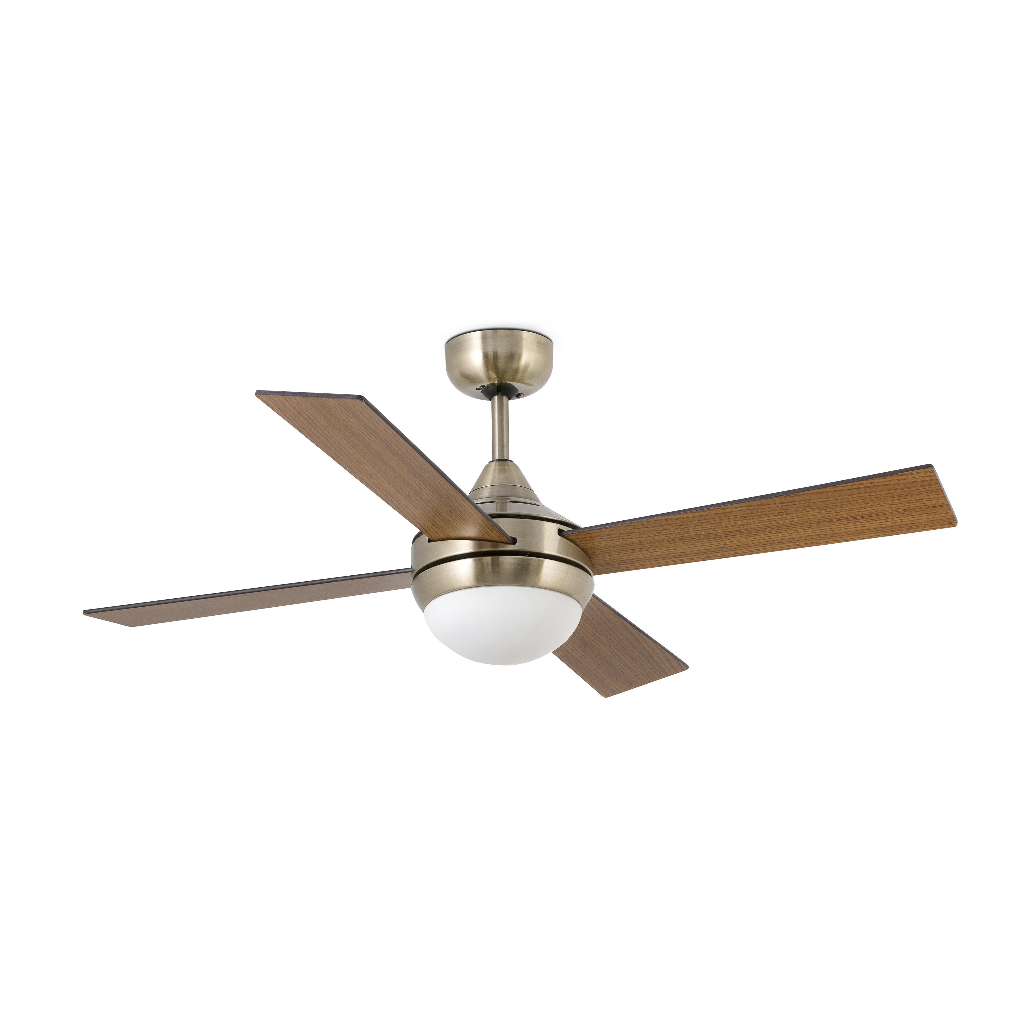 faro ventilateur de plafond mini icaria laiton 107 cm ventilateurs de plafond pour particulier. Black Bedroom Furniture Sets. Home Design Ideas
