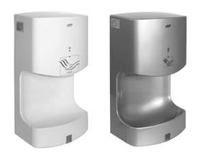 JVD Automatic Jet Air Hand Dryer AIRWAVE IP24