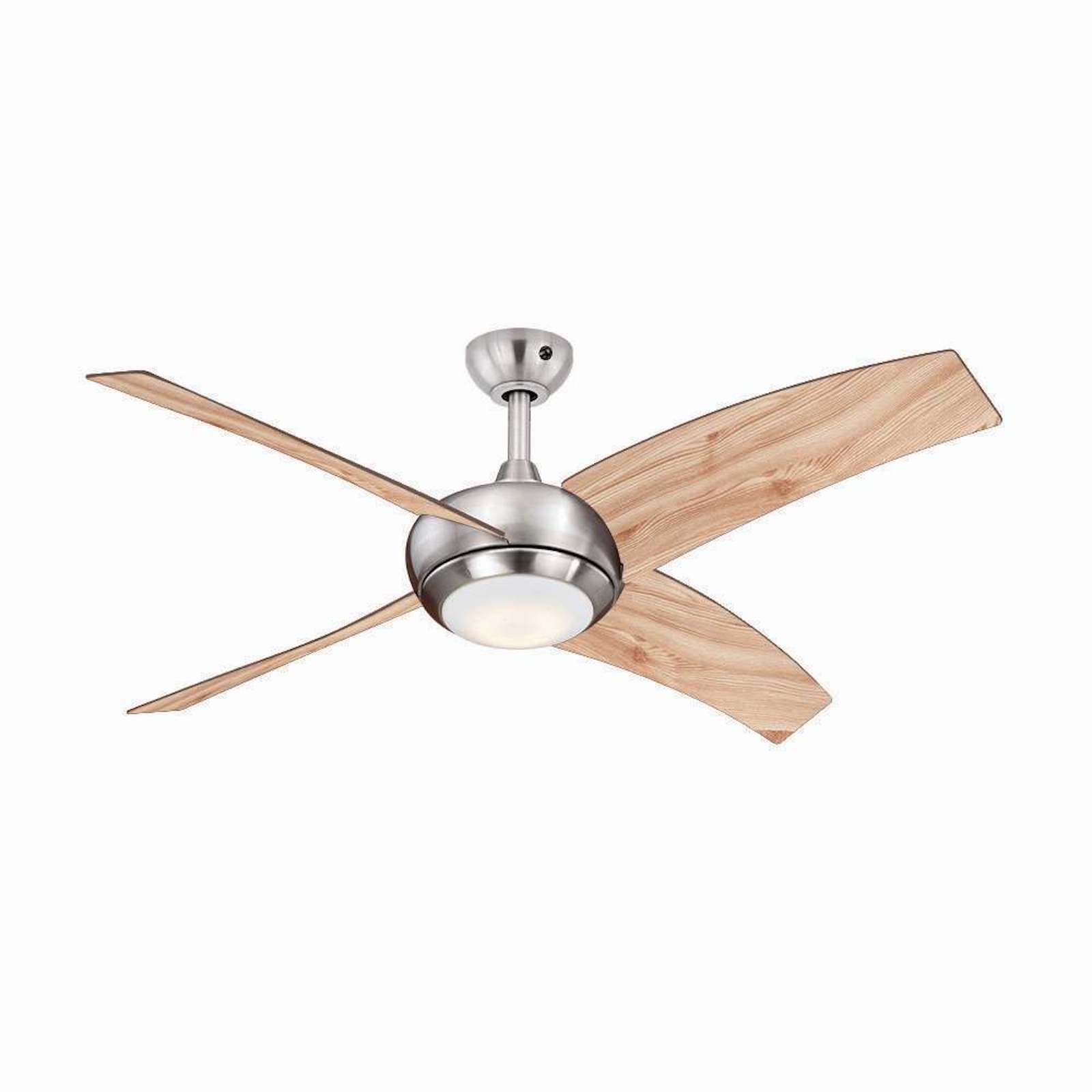 ceiling fan borealis pine with led and remote control ceiling fans for domestic and professional