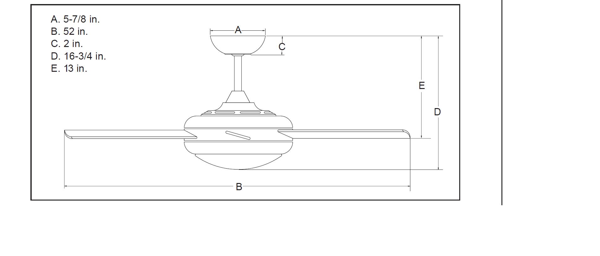 deckenventilator ursa wei pinie 132 cm mit licht deckenventilator deckenventilatoren mit. Black Bedroom Furniture Sets. Home Design Ideas