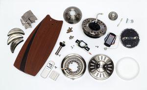Ersatzteile Westinghouse Deckenventilator 78007 Lavada
