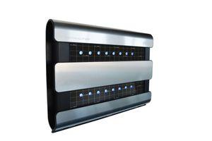 Design Insektenfalle INFINITI mit LED und Klebefolie