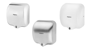 Automatic hot air hand dryer STREAMFLOW 1800 W
