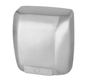 Automatic hot air hand dryer SILVER 1800 W
