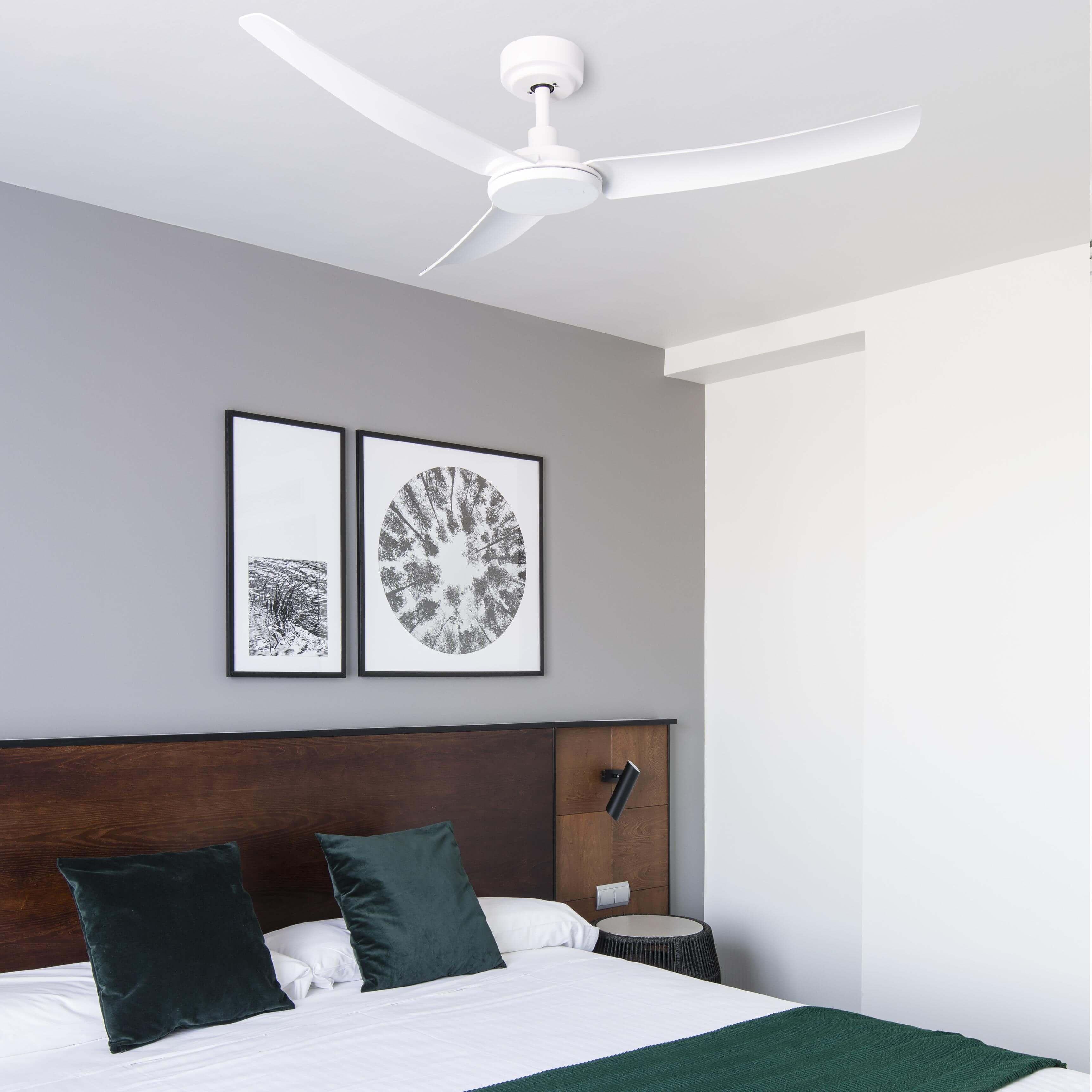 Energiespar Deckenventilator Siros 17 cm