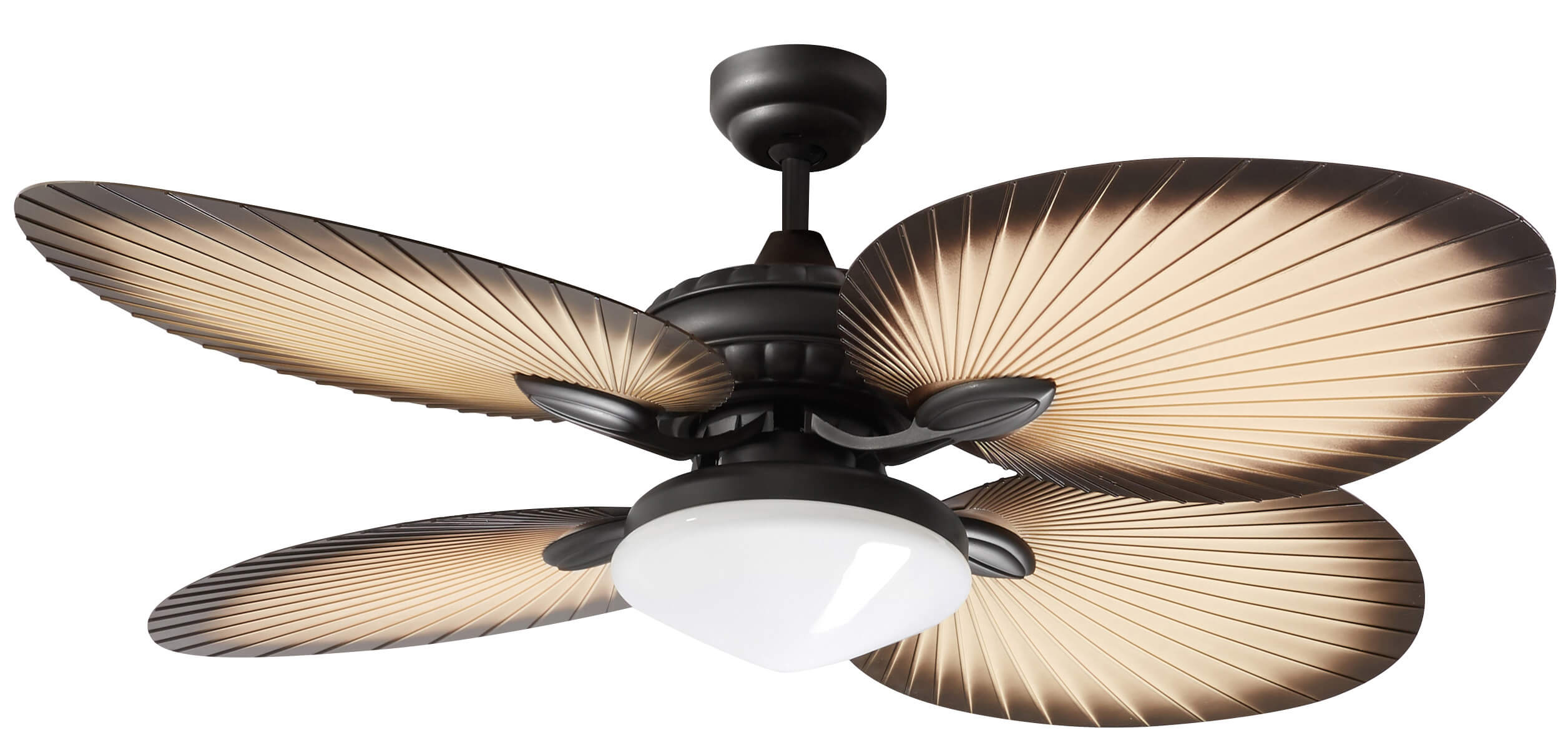 Outdoor Ceiling Fan Oasis 132cm 52 With Light And Remote Home Commercial Heaters Ventilation Ceiling Fans Uk