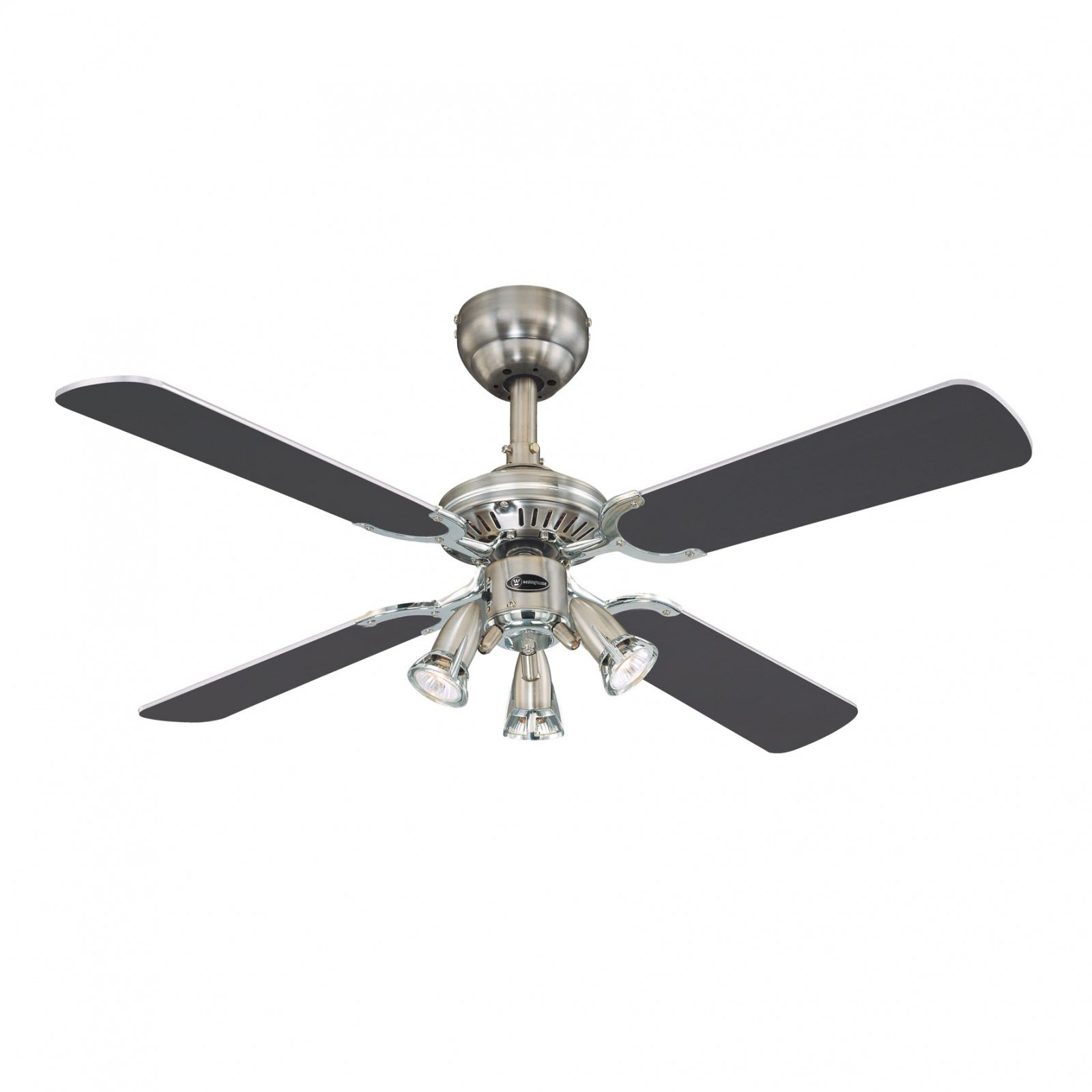 "Westinghouse ceiling fan Princess Euro 105 cm 42"" with lighting"