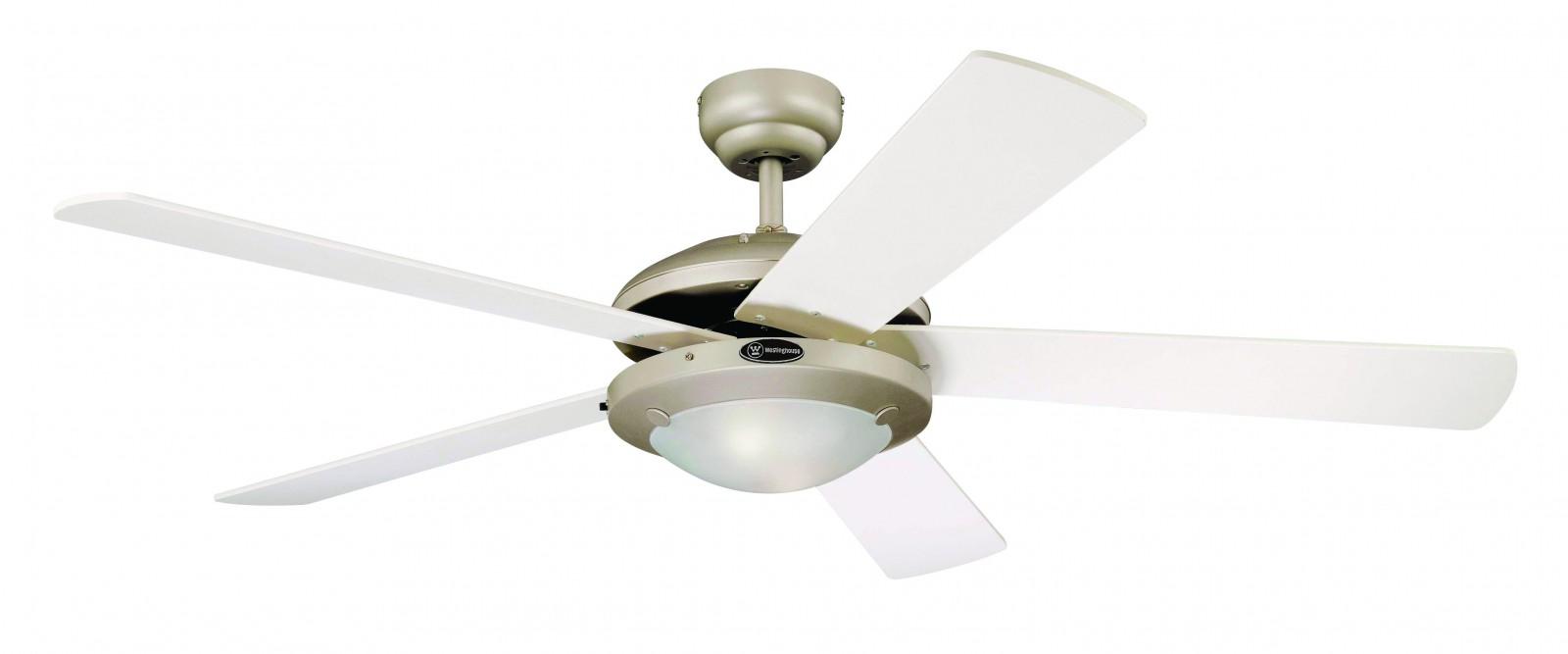 "Westinghouse ceiling fan et 132 cm 52"" with lighting"
