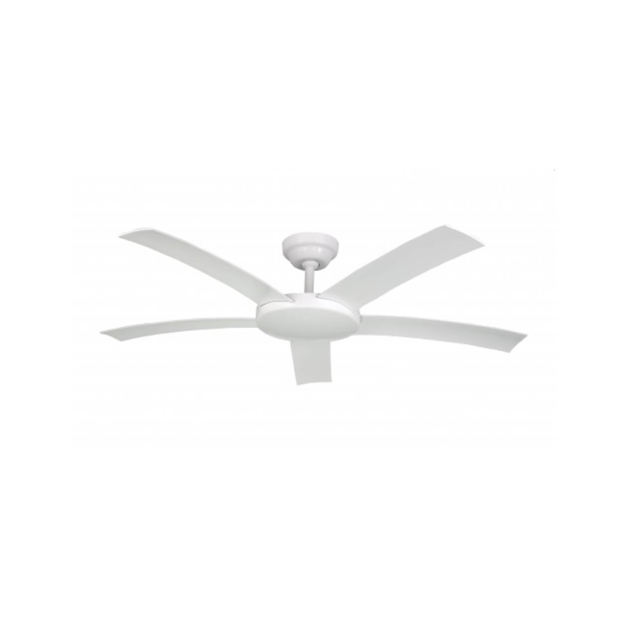 Outdoor Ceiling Fan Attitude White 132 Cm 52 With Remote Control Home Commercial Heaters Ventilation Ceiling Fans Uk