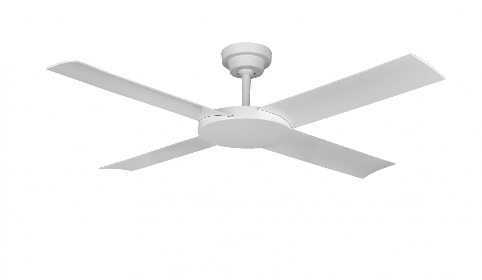 Outdoor Ceiling Fan Revolution White With Remote Control