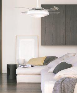 Deckenventilator Fanaway LED EVO1 dimmbar Weiß 122 cm – Bild 2