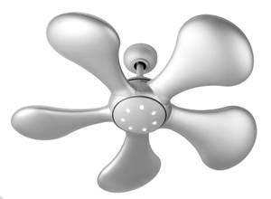 Ceiling Fan SPLASH with lighting 91.4 cm / 36""