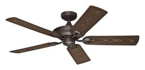 Hunter Outdoor Ceiling Fan Maribel Bronze 132cm / 52""