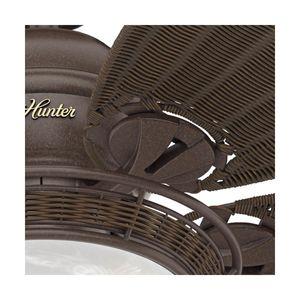 Deckenventilator Caribbean Breeze 137 cm mit Licht – Bild 2