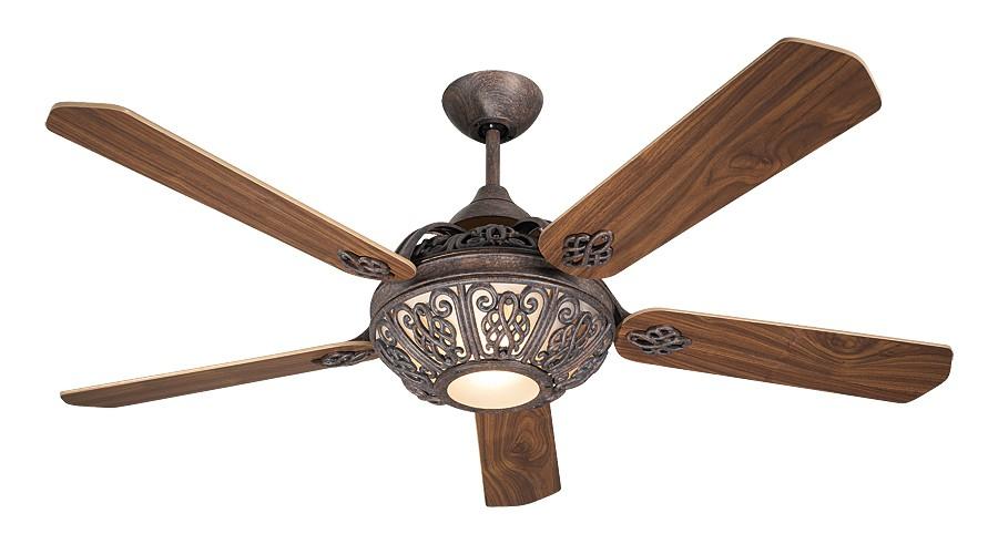 ventilateur de plafond santa pepeo brun rouille 132 cm avec t l commande ventilateurs de plafond. Black Bedroom Furniture Sets. Home Design Ideas